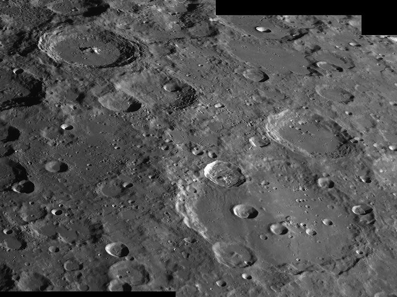 Ganymede Moon Surface Moons Ganymede April 09